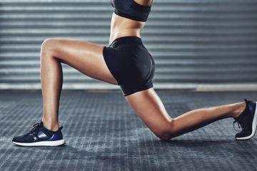 Lungeing Hip Flexor Stretch